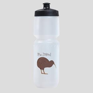 New Zealand Bird Sports Bottle