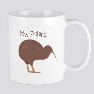 New Zealand Bird Mugs