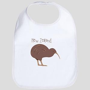 New Zealand Bird Bib