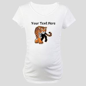 Bengal Tiger Maternity T-Shirt