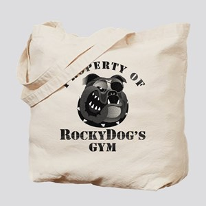 Rocky Dog's Gym Tote Bag