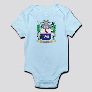 Barial Coat of Arms - Family Crest Body Suit