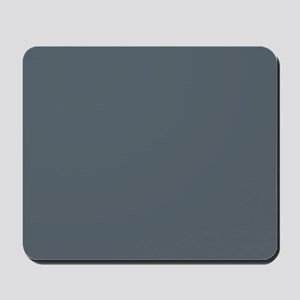 Stormy Weather Solid Color Mousepad