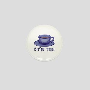 Coffee Time! Mini Button