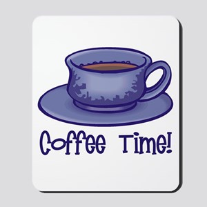 Coffee Time! Mousepad