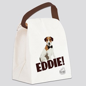 Frasier: Eddie The Dog Canvas Lunch Bag