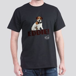 Frasier: Eddie The Dog Dark T-Shirt