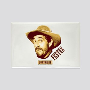 Gunsmoke: Festus Rectangle Magnet