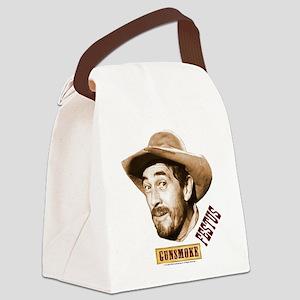 Gunsmoke: Festus Canvas Lunch Bag