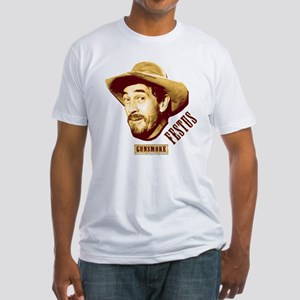 Gunsmoke: Festus Fitted T-Shirt