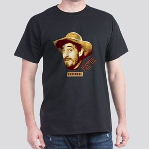 Gunsmoke: Festus Dark T-Shirt