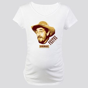 Gunsmoke: Festus Maternity T-Shirt