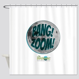 The Honeymooners: Bang Zoom Shower Curtain