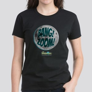 The Honeymooners: Bang Zoom Women's Dark T-Shirt