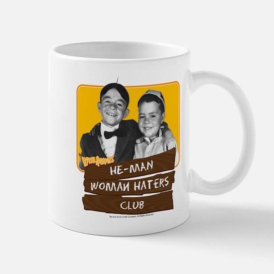 The Little Rascals: Women Haters Mug Mugs