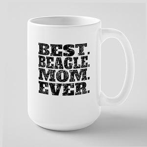 Best Beagle Mom Ever Mugs