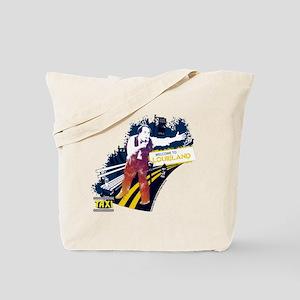 Taxi Louieland Tote Bag