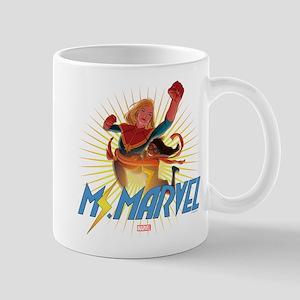 Ms. Marvel & Captain Marvel Mug