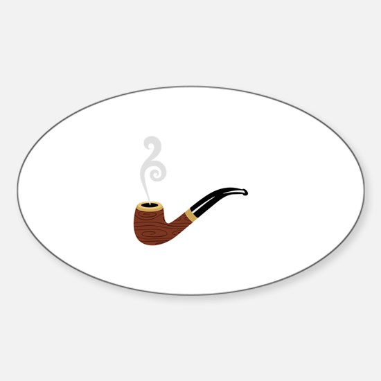 Tobacco Pipe Decal