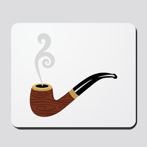 Tobacco Pipe Mousepad