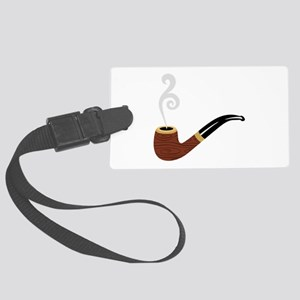 Tobacco Pipe Luggage Tag
