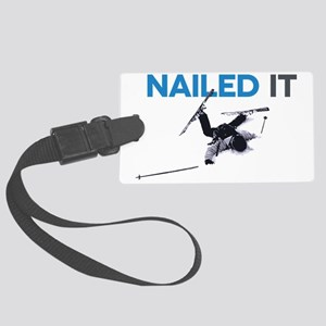 Nailed It Large Luggage Tag