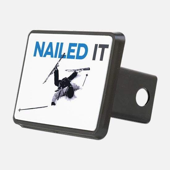 Nailed It Rectangular Hitch Cover