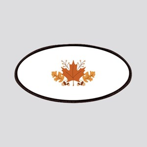 Autumn Leaves Patch