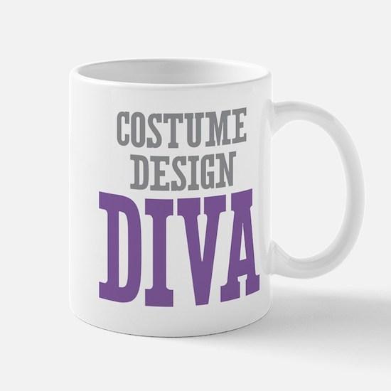 Costume Design DIVA Mugs