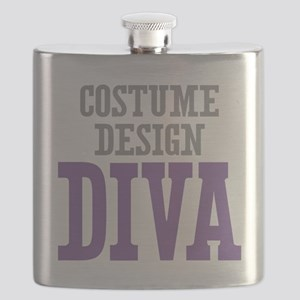 Costume Design DIVA Flask
