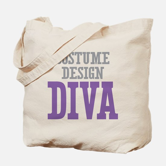 Costume Design DIVA Tote Bag