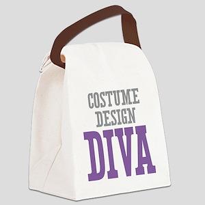 Costume Design DIVA Canvas Lunch Bag