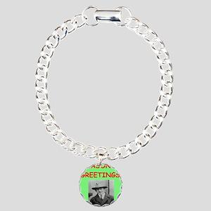 heisenberg Charm Bracelet, One Charm