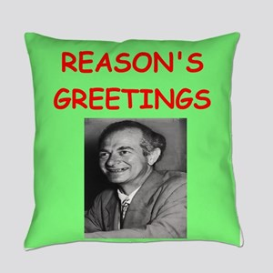 linus pauling Everyday Pillow