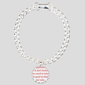 25 Charm Bracelet, One Charm