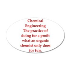 chemistry joke Wall Decal