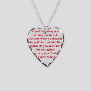 28 Necklace Heart Charm