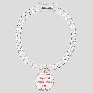 13 Charm Bracelet, One Charm