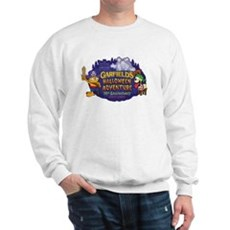 Garfield's Halloween Adventure Logo Sweatshirt