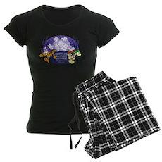 Garfield's Halloween Adventure Logo Pajamas