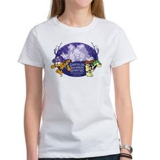 Garfield's Halloween Adventure Logo T-Shirt