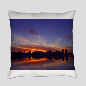 San Diego gifts and t-shirts Everyday Pillow