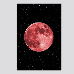 Blood Moon Postcards (Package of 8)