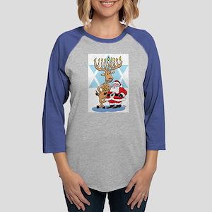 Jews 4 Santa Long Sleeve T-Shirt