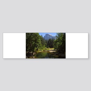 yosemite national park/ Sticker (Bumper)
