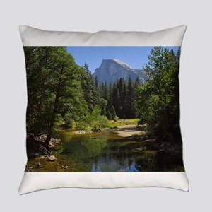 yosemite national park/ Everyday Pillow