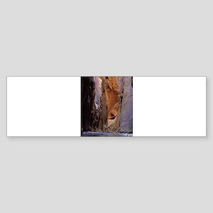 Zion Ntional Park Sticker (Bumper)