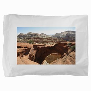 capitol reef Pillow Sham