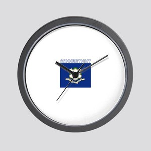 Connecticut Wall Clock