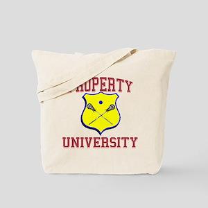 Property of LACROSSE University Tote Bag